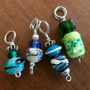 Glass Bead Jewelry Class with Rhonda Scott at The Workspace