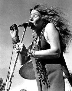 Janis Joplin Stacked Bracelets at The Workspace