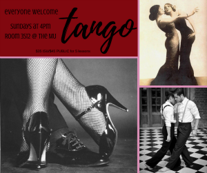 Tango at The MU