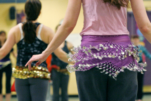 Belly Dance Class at The Workspace
