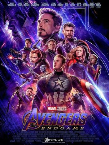 Cyclone Cinema: Avengers: Endgame