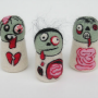Felted Zombie Walk-In Craft