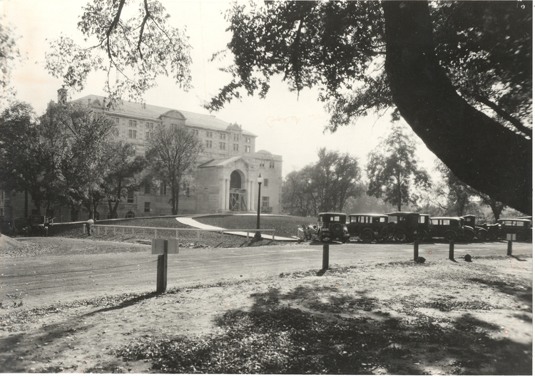 The Memorial Union first opened on September 23, 1928.